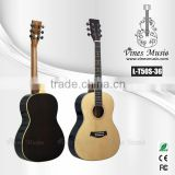 Hot sale folk size guitar,musical instruments guitar,custom acoustic guitar ( L-T50-36 )