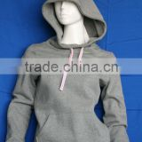 OEM Wholesale clothing, Pocket Hooded Sweatshirt, cheap pullover hoodies for womens