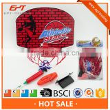 Plastic basketball hoop customized logo basketball board