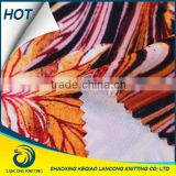 Famous Brand Garment use Elastane types of jacket fabric material