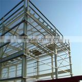 Light weight steel structure material and sandwich panel for industrial construction pre engineering buildings