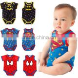 Wholesale baby jumpsuit/ low price baby rompers/bodysuit baby organic cotton baby bodysuit