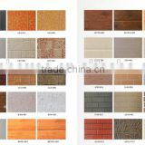 Chinese Factory PU sandwich panel /Carved Metal Insulation Board