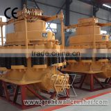 Professional Machinery Manufacuture Spring Cone Crusher for Sale With ISO CE Certificate