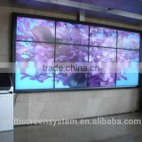 46 Inch Wall mount videowall system lcd video wall with video wall monitor for live broadcast