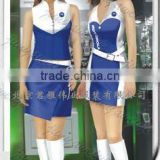 Beautiful style and cheap promotion uniform