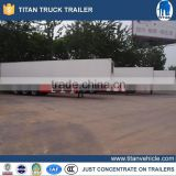 TITAN 30ft-53ft reefer refrigerated containers semi trailer, 2axles 3axles refrigerated semi trailer