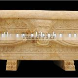 Natural White Marble Stone Bathtub Price For Sale