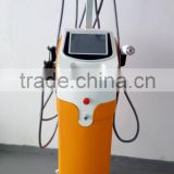soft laser infrared neck lymphatic drainage body massage health care Vacuum roller cavitation rf equipment