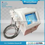 1MHz New Promotional 5 In 1 Vacuum Cavitation System With CE ISO Liposuction Cavitation Slimming Machine
