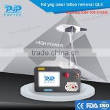 Distributors Q-swich nd yag laser/q switched nd yag laser for tattoo removal&birthmark&nail fungus&black doll QL5