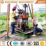 small land drilling machine/ soil investigation drilling rig/ small land drilling machine