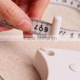 PVC waist bmi mini tape measure