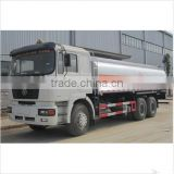 2016 factory low price of 30000L fuel tanker truck