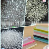 INQUIRY ABOUT Thermoplastic Polyurethane TPU granules/TPU pellets/TPU resin for Moulding injection