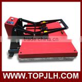 Topjlh flat blanks screen sublimation transfer machine heat press