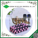 Wholesale cheap mini paper napkin box holder tissue box cover