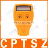 LCD Digital Coating Thickness Gauge Paint/Film Coating Measurement Range 0-1.8mm