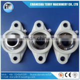 SUCFL205 Stainless steel pillow block bearing with plastic housing