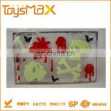 Halloween jelly gel sticker window glass sticker