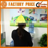 Promotion Logo Custom Cheap Outdoor Umbrella Cap