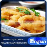 Good Quality Crumbed Breaded Squid Ring