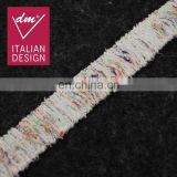 Italy design fashion colorful fringe tassels trim
