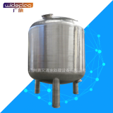 Manufacturers manufacture stainless steel quartz sand filters