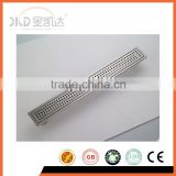 Stainless steel 304 long floor drain,project use, high quality shower floor drain B28-5E                                                                         Quality Choice