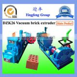 High profitable production lin,DZK26 machine for make bricks, brick making machine for clay