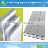 Fast-installed and Removable Wall Panel for Exterior and Interior Wall Partition -- EPS Sandwich Panel for Exterior Wall
