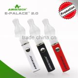 Wholesale airis best buy wax pen herb and wax glass tank e cig glass dome vaporizer cigarette E-palace on promotion