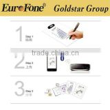 2014 FULL FUNCTION!!!Digital note taker pen for ipad iphone smart phone via Bluetooth GXN-403BT