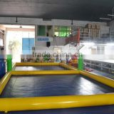 good quality inflatable volleyball court