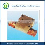 High precison bakelite sheet machined parts from China factory BCR 0707