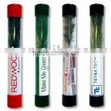 PVC Tubes, easy to display your product