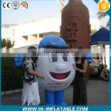 Inflatable Costumes Walking Mascot, Advertising Walking Inflatable Advertising Moving Cartoon