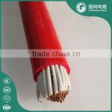 450/750V factory direct supply copper wire woven shielded control cable with competitive price