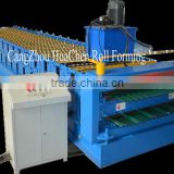 double layer roof sheet rolling mill, rollforming machine                                                                                                         Supplier's Choice