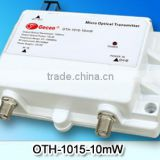 47-2150 MHz FTTH Fiber Optic CATV / SATV+ SAT-IF Transimitter/Mini Transimitter/mini node OEM/ODM