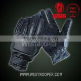 Archer grain cow leather full gloves
