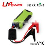 Lipower 12000mah Multi-function Car Jump Starter Mobile Power Bank Battery Charger Vehicle Emergency Kit with LED light