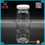 Top quality glass juice bottle ,glass bottle for beverage juice drinking 110 ml                                                                                                         Supplier's Choice