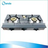 High Qualiry Brass Burner Cap Table Gas Stove/ Gas cooker/ Gas Cooking Hobs/ Kitchen Gas cooktop