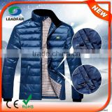 Hot sale smart battery heating jacket heating vest heated clothes