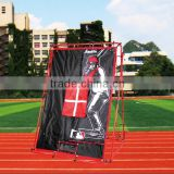 Hot Sale Baseball Pitching Trainer Net Goal Could Be Foldable