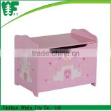 New kids wooden storage box, popular children wooden storage box toy, hot sale multifunction