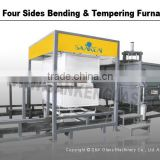 Hot Sale Glass Table Bending With Tempering Machine