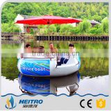 HEITRO barbecue boat for fun bbq donut boat                                                                         Quality Choice