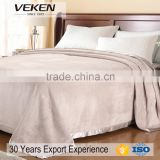 VEKEN home textile super soft warming 100% bamboo blanket                                                                         Quality Choice